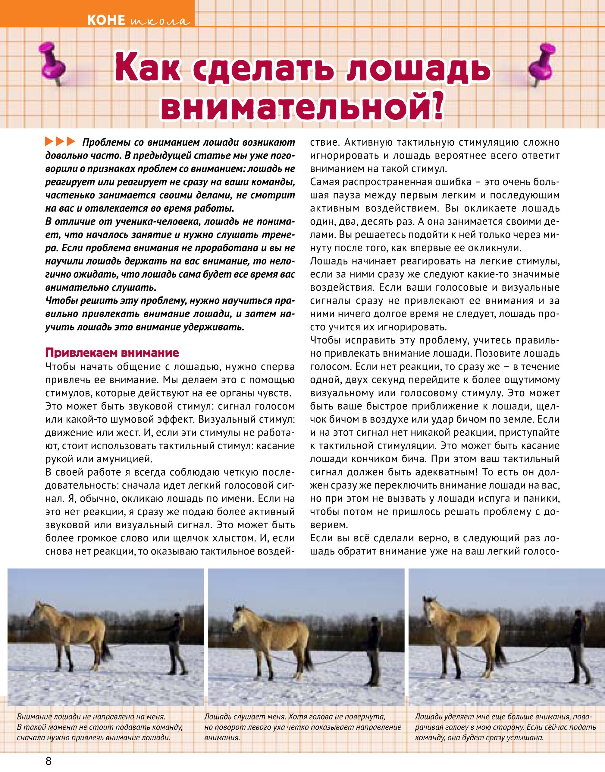 book Коневодитель 2 2018 1-6